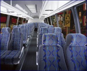 24 passenger mini bus rental - Unlimited Charters