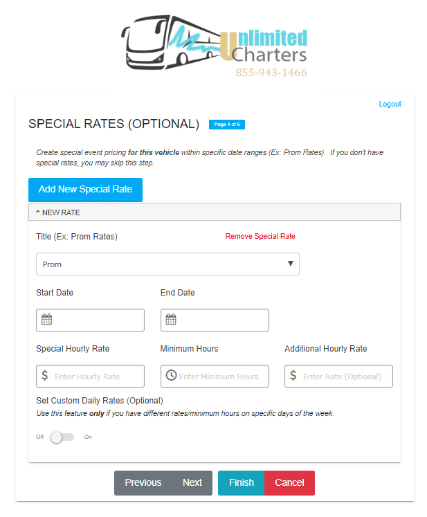 special-rates