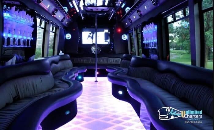 30-passenger-party-bus-inside